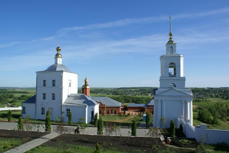 Димитриевский мужской монастырь ( г. Скопин, Рязанская епархия)