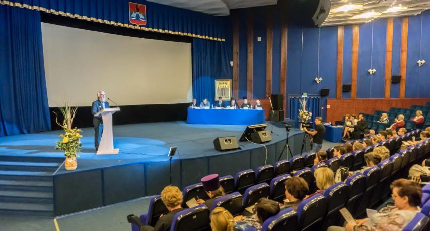 Конференция «Духовные пастыри малой Родины: святые новомученики и исповедники Церкви Русской»