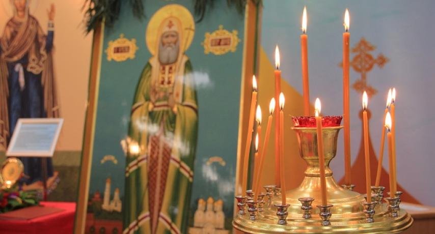 икона святителя Тихона Ярославль