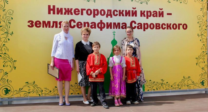 Участники социально - культурной программы выставки с организаторами